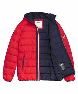TJM ESSENTIAL PADDED RACING RED