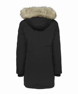 TJW TECHNICAL DOWN PARKA SLIM FIT TOMMY BLACK