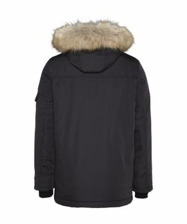 TJM TECH PARKA TOMMY BLACK