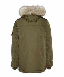 TJM TECH PARKA FOREST NIGHT