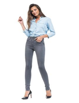 SECRET SKINNY FIT GRIS