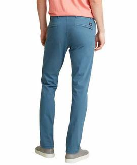 ALPHA KHAKI 360º SLIM TAPERED BLUE BRINE