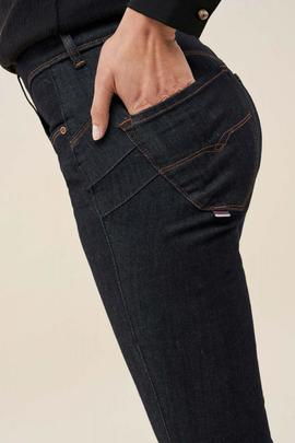 SECRET SKINNY FIT EN DENIM AZUL INDIGO