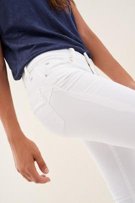 WONDER SKINNY FIT BLANCO