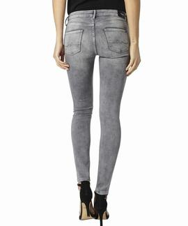 PIXIE SKINNY FIT F80 POWERFLEX GRIS CLARO