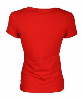 SS CN ICON TEE NECESSARY RED