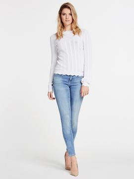 EMILY SWEATER TRUE WHITE