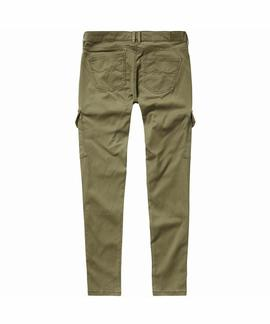 SURVIVOR SLIM FIT 765 VERDE KHAKI OSCURO