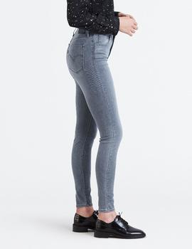 720 HIGH RISE SUPER SKINNY FIT UNCHARTERED TERRA