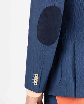 COMBINED BLAZER MICROPOINT NAVY