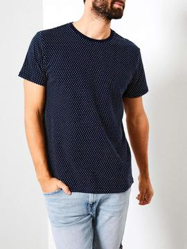 CAMISETA M-1000-TSR683 5091 DEEP NAVY