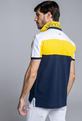 POLO H ORIGINAL AMARILLO