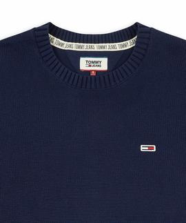 TJM TOMMY CLASSICS SWEATER BLACK IRIS