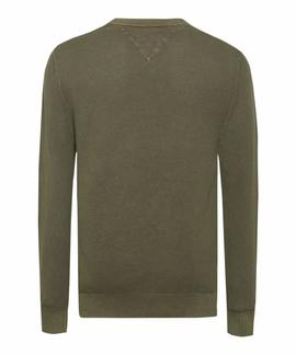 TJM LIGHTWEIGHT SWEATER UNIFORM OLIVE