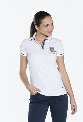 POLO M FLOWERS LADIES BLANCO
