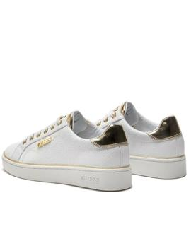 BECKIE ACTIVE LADY LEATHER LIKE WHITE