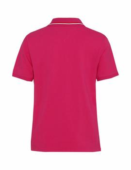 TJW TOMMY CLASSICS POLO FUCHSIA PURPLE