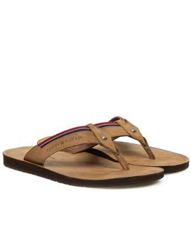CHANCLAS TOMMY TIMSBURY 1A COGNAC