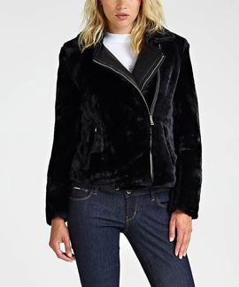ALLEGRA JACKET JET BLACK