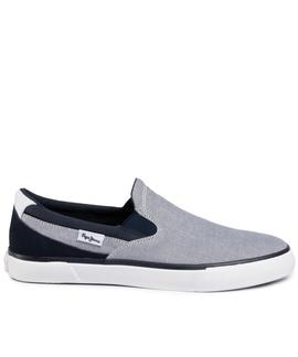 KENTON SLIP ON CHAMBRAY 564 CHAMBRAY