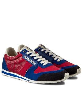 ZAPATILLAS SPRINT 1C MONACO BLUE/TANGO RED/INK