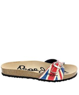 OBAN UNION JACK 800 WHITE