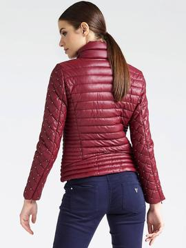 MICHELLE JACKET BLUEBERRY RED