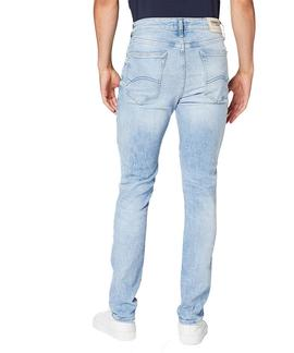 SIMON SKINNY FIT CRLBST CORRY LIGHT BLUE STRETCH