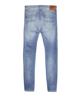 MILES SKINNY FIT CRMBST CORRY MID BLUE STRETCH