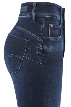 SECRET SLIM FIT EN DENIM AZUL
