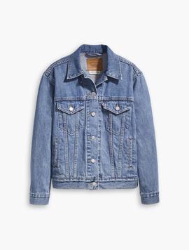 EXBOYFRIEND TRUCKER RELAXED FIT LEVIS LOVE