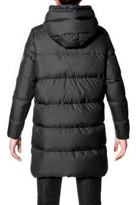 MARANGU SHINE COAT WOMAN 319 BLACK