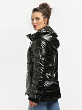 VANESSA JACKET JET BLACK