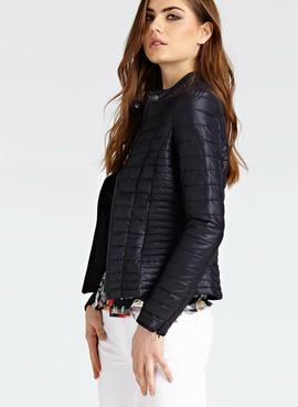 VONA JACKET JET BLACK