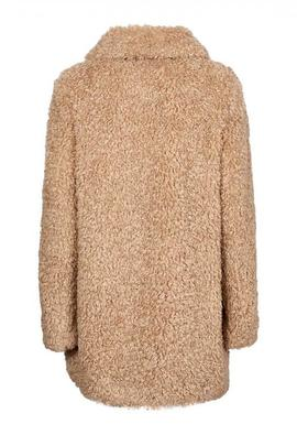 MARINA COAT SOFT SAND