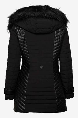 NEW OXANA JACKET JET BLACK
