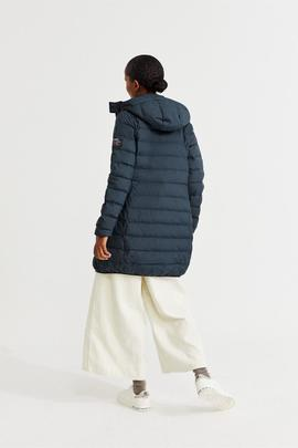 UMA COAT WOMAN 161 DEEP NAVY