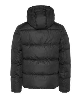 TJM ESSENTIAL POLY JACKET BLACK