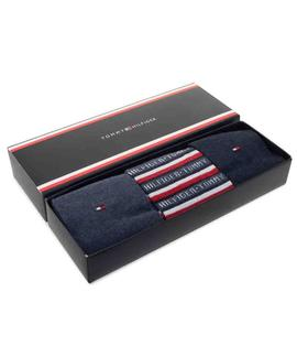 TH MEN SOCK 3 PACK LOGO GIFT BOX JEANS