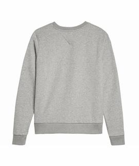 TJW ESSENTIAL LOGO SWEATSHIRT LT RELAXED FIT GREY