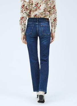 AUBREY FLARE FIT MID WAIST DD6 000 DENIM