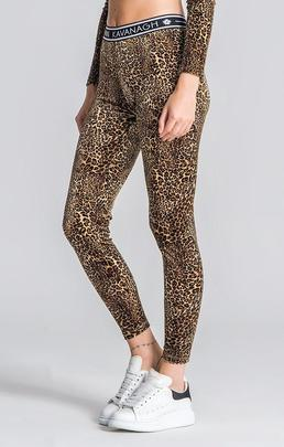 LEGGINGS DE LEOPARDO