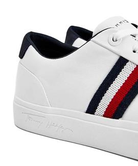 CORPORATE LEATHER SNEAKER WHITE
