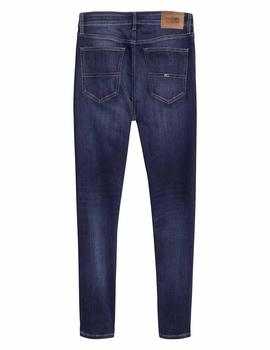 SIMON SKINNY FIT CNDS CAYON DB STR