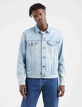 THE TRUCKER JACKET REGULAR FIT COLDER THAN ICE