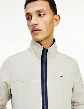 TJM ESSENTIAL CASUAL BOMBER SOFT BEIGE