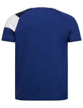 ESS TEE SS Nº10 M WORKING BLUE / S.CAPTAIN