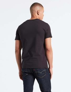 SHORT SLEEVE ORIGINAL HOUSE MARK TEE MINERAL BLACK
