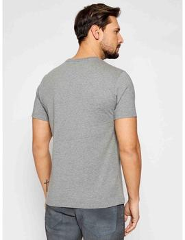 SHORT SLEEVE ORIGINAL HOUSE MARK TEE CHISEL GREY HEATHER