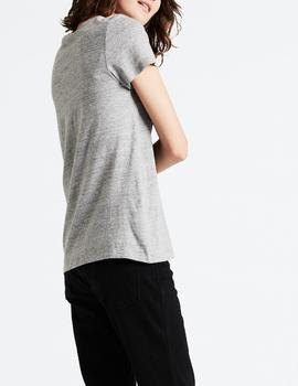 THE PERFECT TEE PASTEL SPORTSWEAR GREY